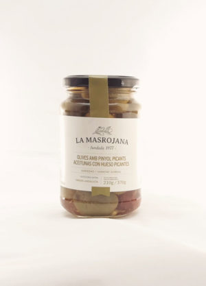 Masrojana olive piquante Arbequina