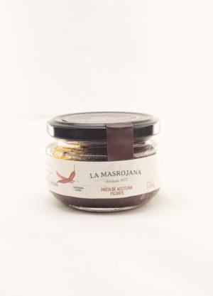 Masrojana pate d'olive Arbequina piquant