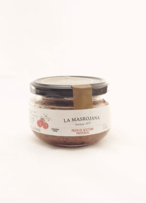 Masrojana pate d'olive Arbequina provençal
